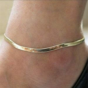 Bohemian Round Anklet Chain